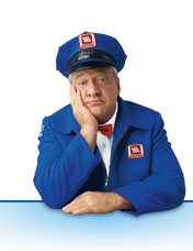 Bored Maytag Repairman