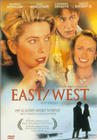 cover of east-west (1999) from IMDB